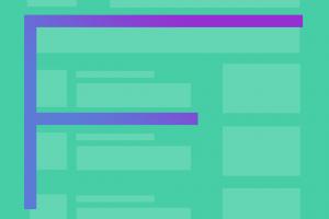 网页框架设计中的F式布局