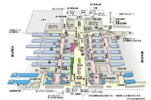日本人对于公共导视精心设计的感想