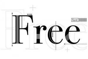 有哪些免费的中文字体