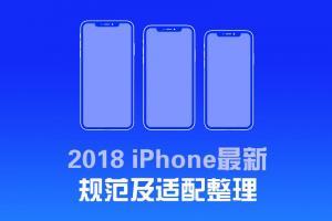 iPhone 2018 XS、Max、MR 全面屏适配详解